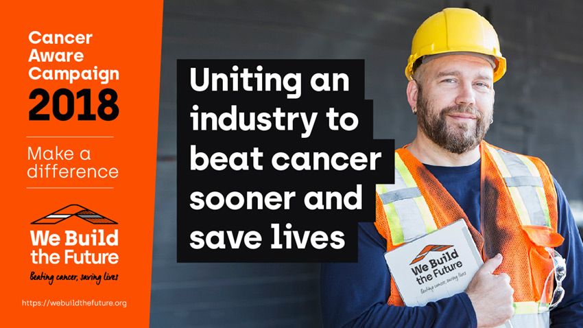 Cancer aware campaign 2018